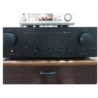 Nakamichi IA-1 Stereo Integrated Amplifier
