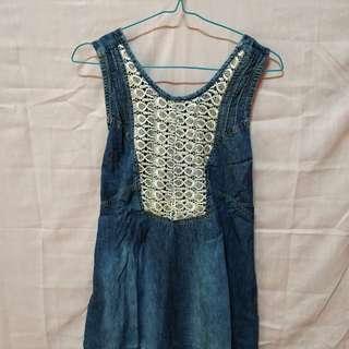 Dress Jeans Wanita