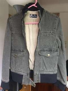 Denim Jacket (thick) very good condition