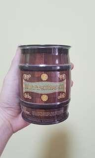 Butterbeer drops container (Harry Potter)