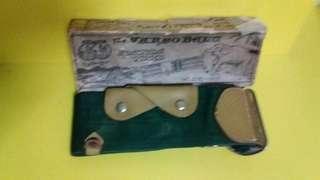Warso vintage money belt