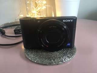 Sony Cyber-shot DSC-RX100 | Carl Zeiss