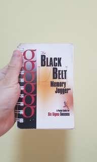 The Black Belt Memory Jogger