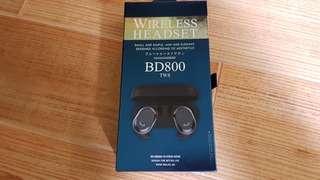 BD800 TWS Hummingbird Wireless Headset