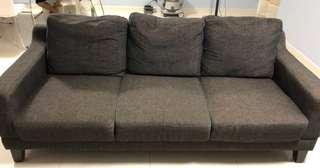 3+1 Sofa