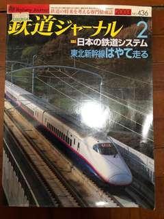 日本鉄道雜誌