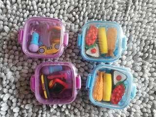 3D Erasers