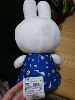 夾娃娃 米菲兔 坐姿娃娃 雷射標