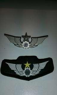 中國空軍章