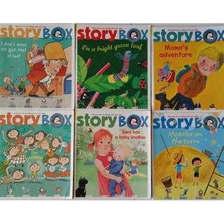 Story Box Readers (set of 6)