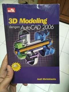 #bersihbersih 3D Modelling 2006