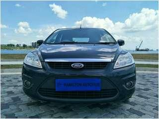 Ford Focus Hatchback 1.6 Auto Trend