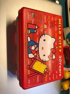 2004 vintage hello kitty box