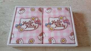 Hello Kitty Towels