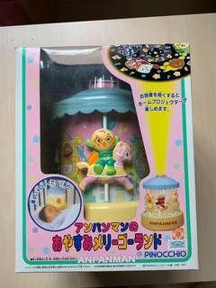 麵包超人玩具-嬰兒走馬燈(2003出,絕版)