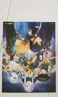 SAO alicization anime poster