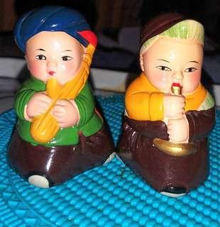 文革年代中國製造石膏鉛筆刨共只,完整無缺。只限順豐到付。共300元