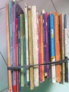 Buku bekas pelajaran