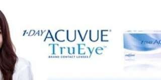 - 7.00 : 1 Day Acuvue TruEye