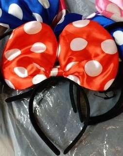 婚後物資 蝴蝶結頭箍6個 玩兄弟 裝扮 (不散買)