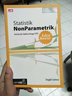 #bersihbersih Statistik Nonparametrik