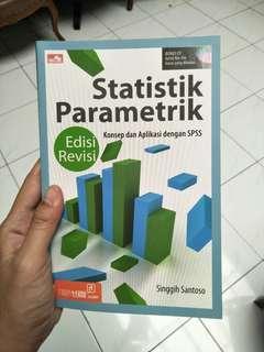 #bersihbersih Statistik Parametrik