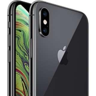 SEALED 256GB Iphone XS Space Grey
