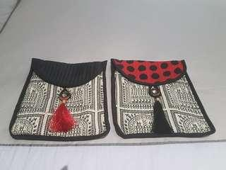Lovely ethnic pouches/sling bag