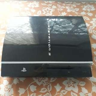 PS3 FAT mulus terawat very good condition