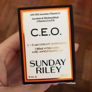 Sunday Riley C.E.O Cream Moisturiser