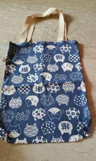 Fortune Cat Bag
