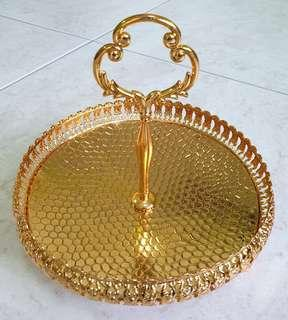 Golden Tray to bring good luck for new year