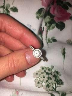 Classic Elegance Ring (Size 50)