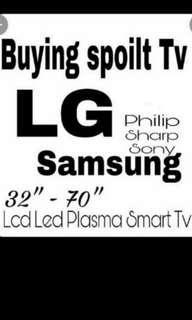 Buy all spoilt tv laptop amplifier speaker handphone