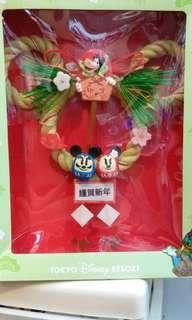 東京廸土尼購入 賀年掛飾