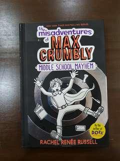 Max Grumbly middle school mayhem (HC)