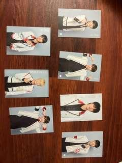 SVT IDEAL CUT FINAL SCENE TRADING CARDS