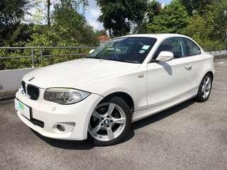 BMW 120i Coupe Auto