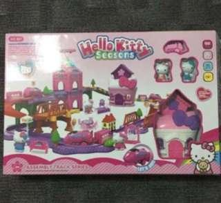 Hello Kitty Seasons Big Train Set (Big)