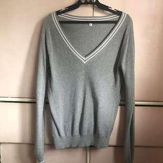 Uniqlo ribbed sweater