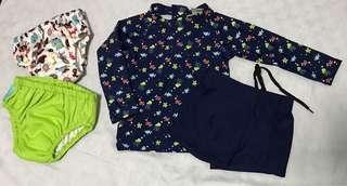 Baby Swimming Outfit