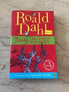 🚚 Roald Dahl - Danny the champion of the world