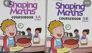 P3 shaping Maths. Pri 3. 1 for $4