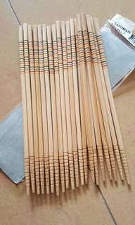 🚚 全新筷子10雙