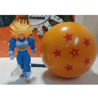 Dragonball Trunks Cashapon