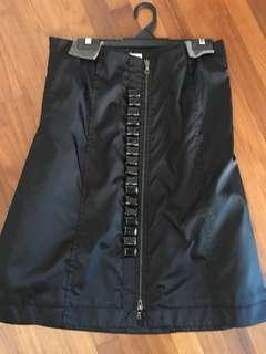 Prada black skirt Italian size 44/EU size 40