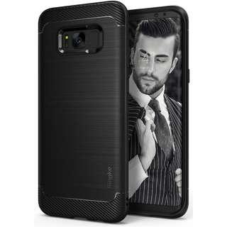🚚 🍊CNY SALE🍊 Ringke Galaxy S8 PLUS [ONYX] [Black] 🍊