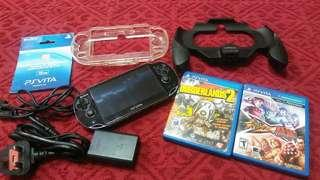 Ps Vita pch1104 not 3ds 2ds switch ps3 ps4