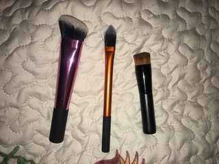 Authentic Makeup Face Brushes