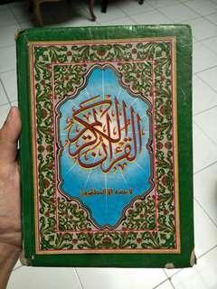 #bersihbersih Al Qur'an
